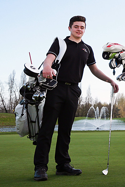Jacob Hunter Assistant PGA Professional